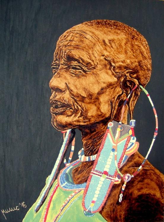 Masai woman - Image 0