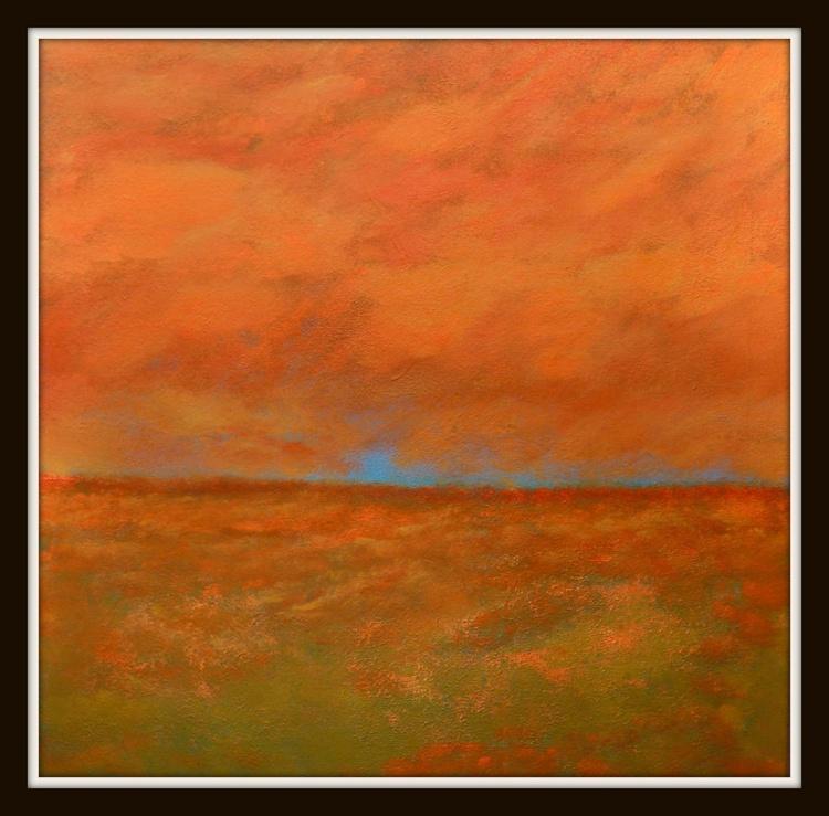 Orange Sunset - Image 0