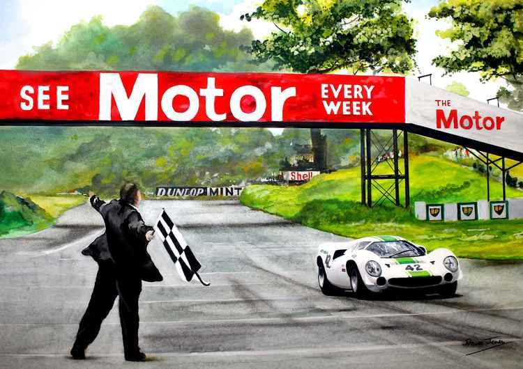 Oulton Park TT 1968