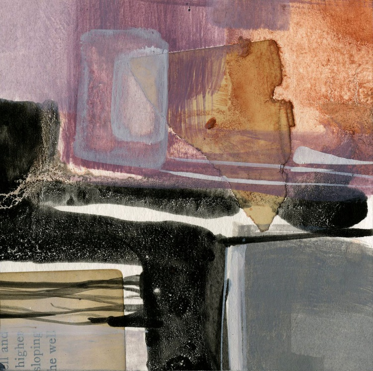 Abstraction 16 - 2 - Abstract Mixed Media Painting - Image 0