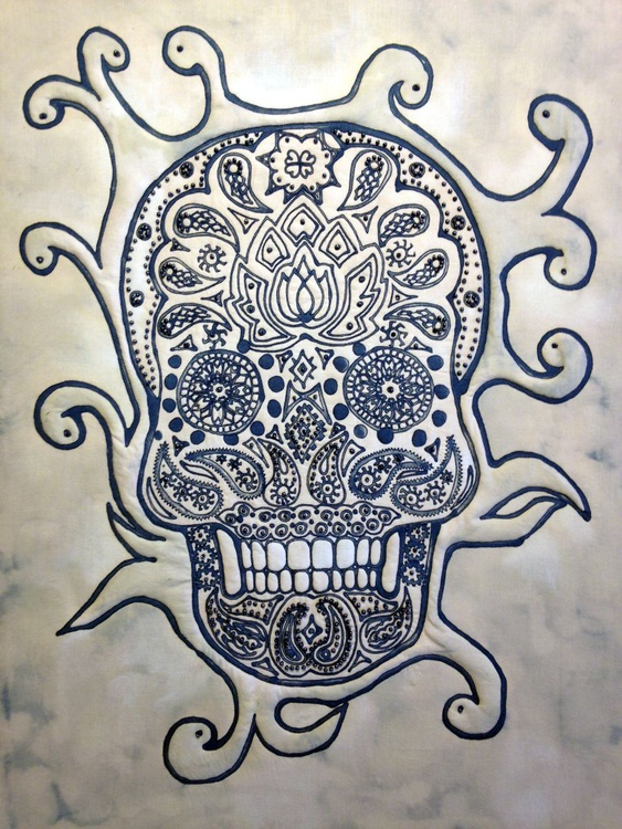 Inked Skull - Image 0