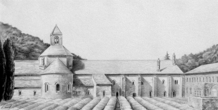 Senanque Abbey - Vaucluse - Provence - France - Image 0