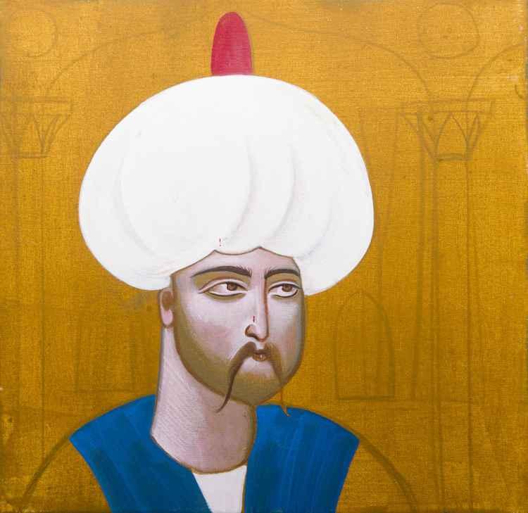 Persian man (2)