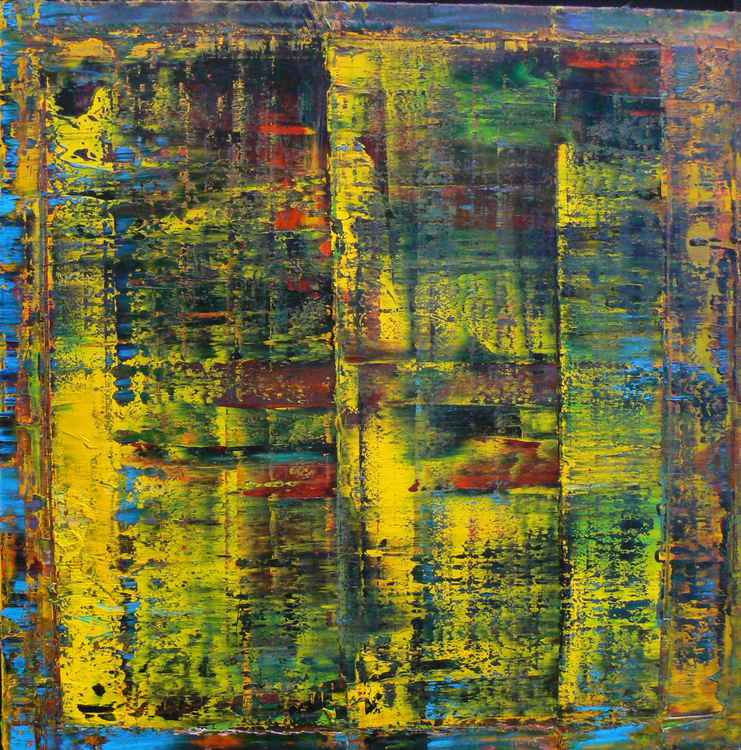 Richter Scale - Yellow -