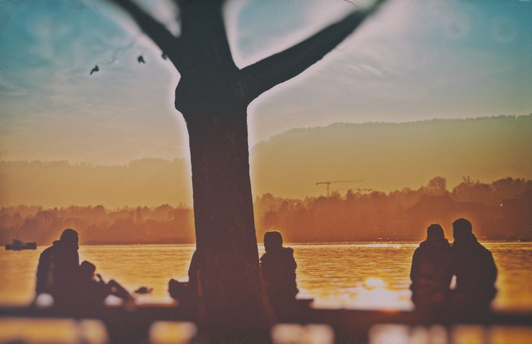 Lazy Lounging by the Lake - Image 0