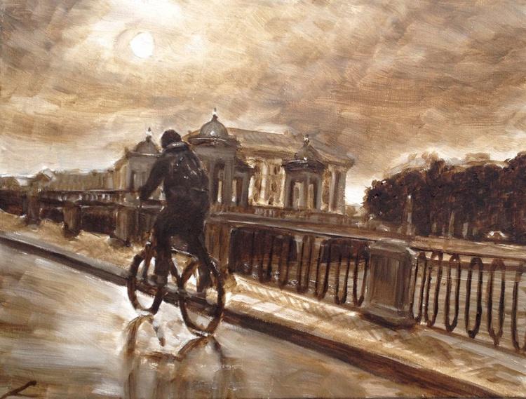 Cycling after rain - Image 0