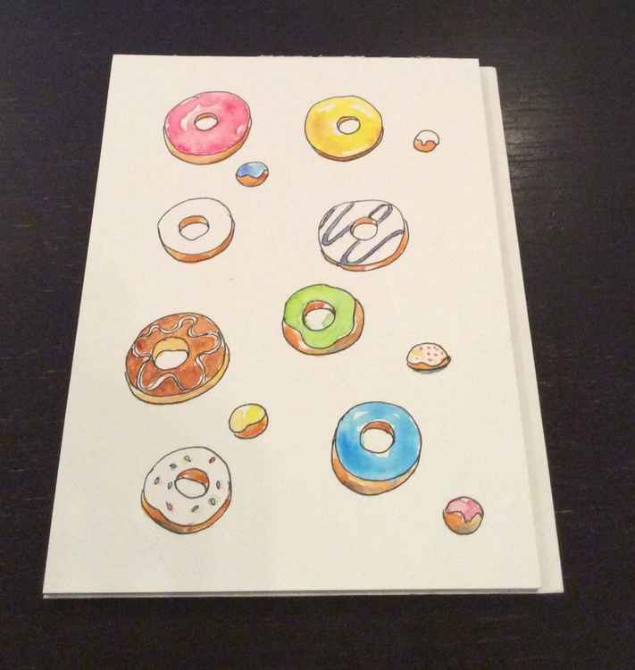 Donuts without calories -