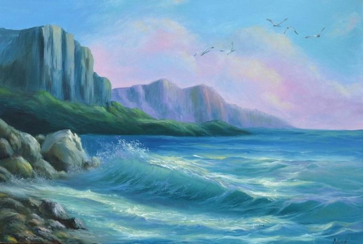 Emerald sea - Image 0
