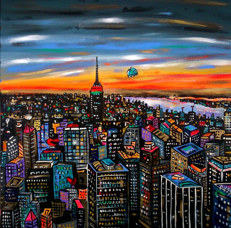 New day in New York City - Image 0