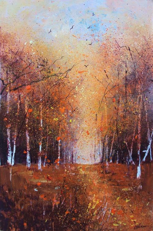 Autumn Birches - Image 0