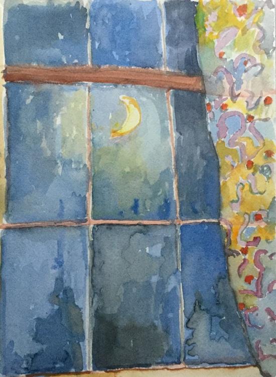 Not Alone - Watercolours - Image 0