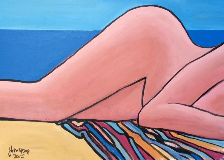 BEACH NUDE 3 - Image 0