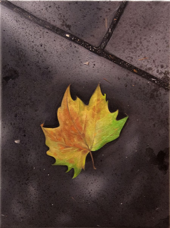 London autumn comes early - Image 0