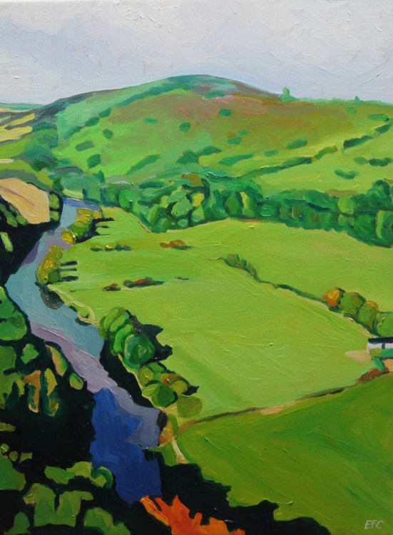 View from Symonds Yat 5 - Image 0