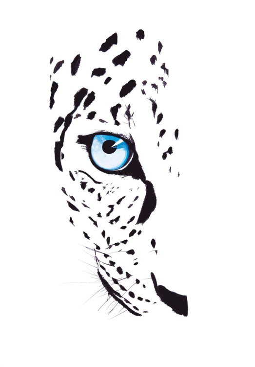 Leopard in the Snow - Image 0