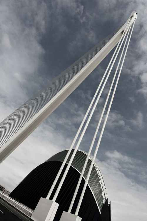 Concrete Shapes 1 - The Harp -