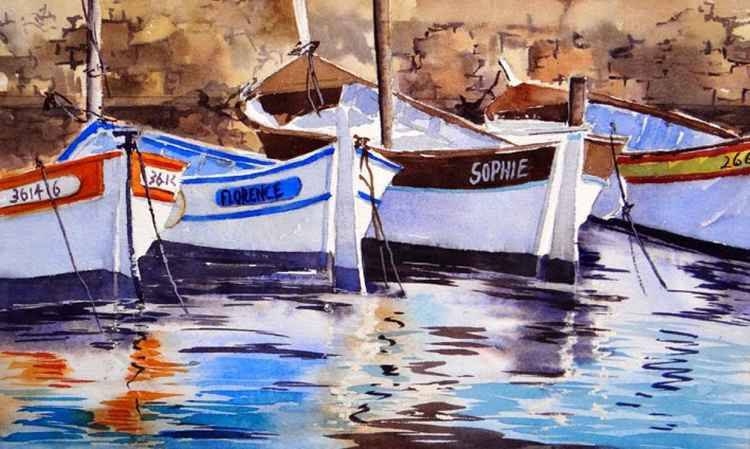 Sophie, Sanary Sur Mer
