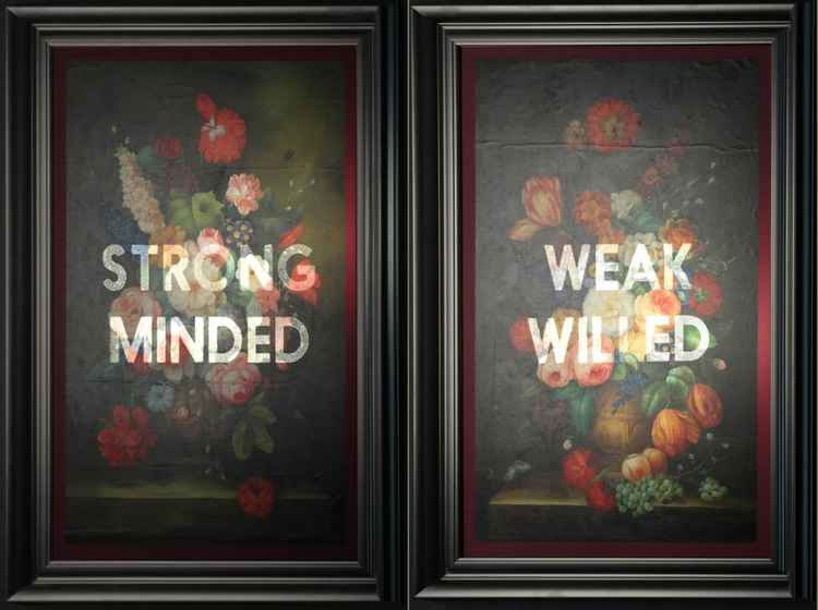 Strong Minded - Weak Willed