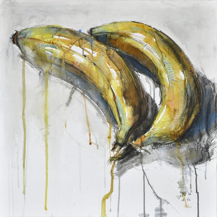 Still Life with Bananas 2 - Image 0
