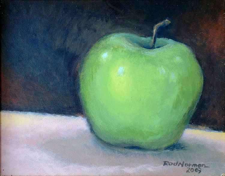 One Green Apple -