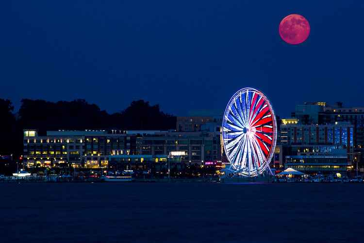 Red Moon -