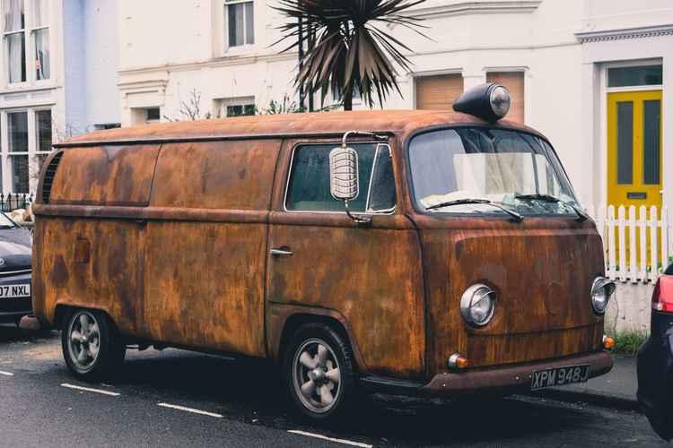 Rusty Camper