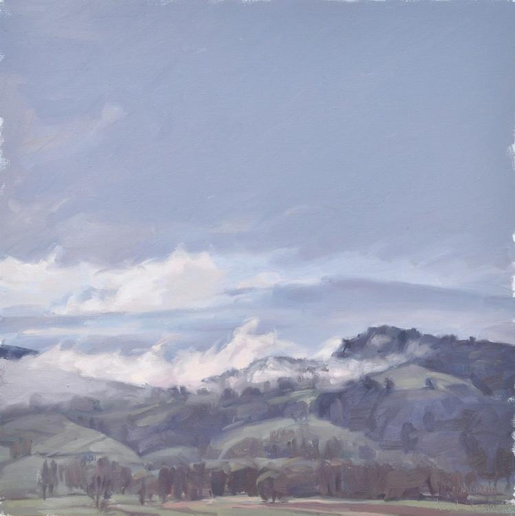 April 18, Roches de Mariol, mists - Image 0