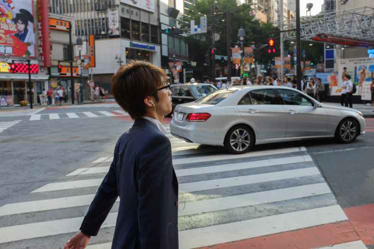 Street Life, Japan
