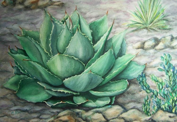 Desert Bloom - Image 0