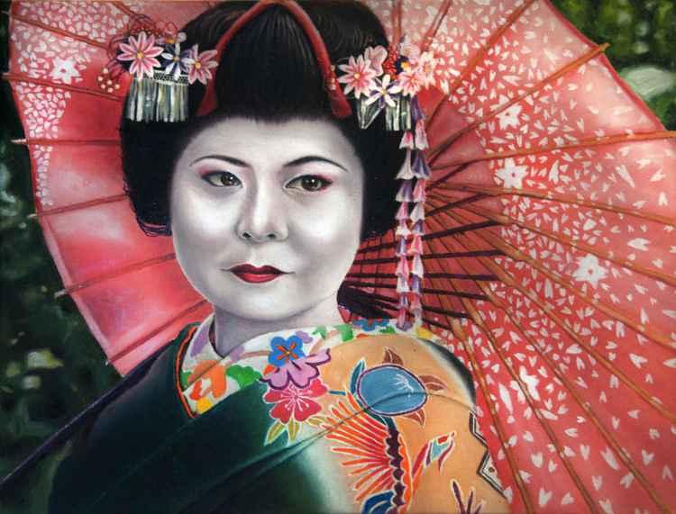 Geisha Girl -