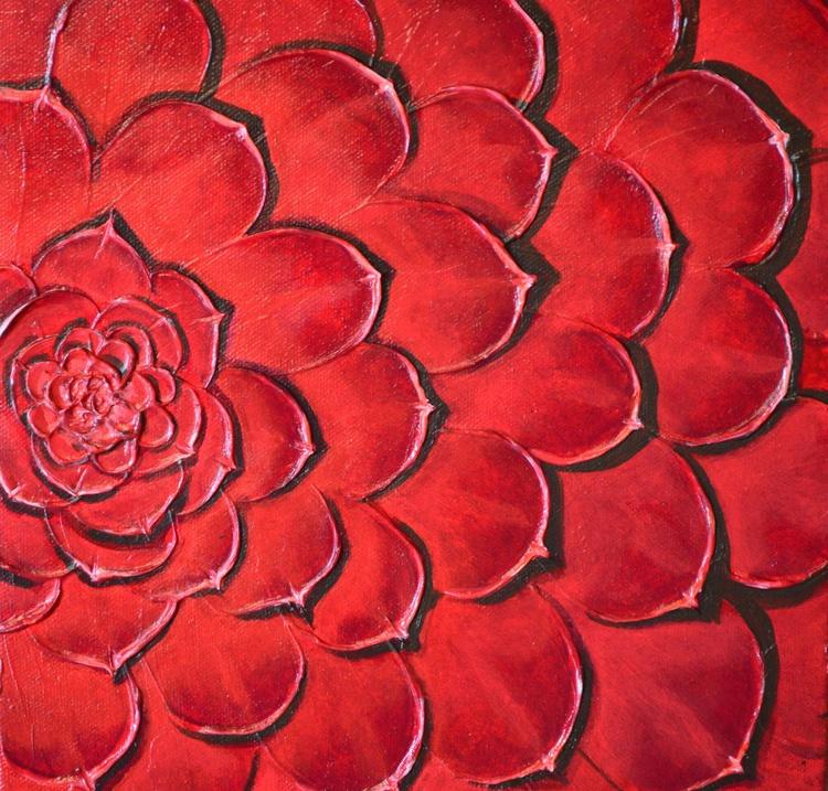 Red Succulent - Image 0