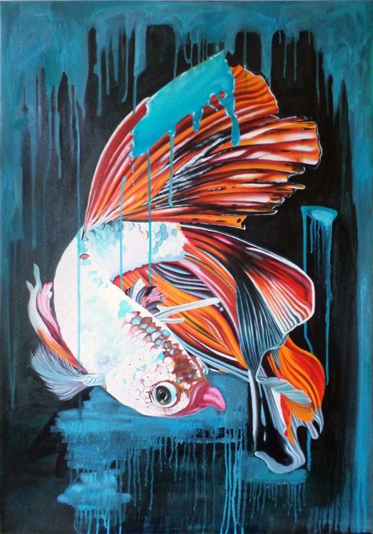 Betta Fish - 1 - Image 0