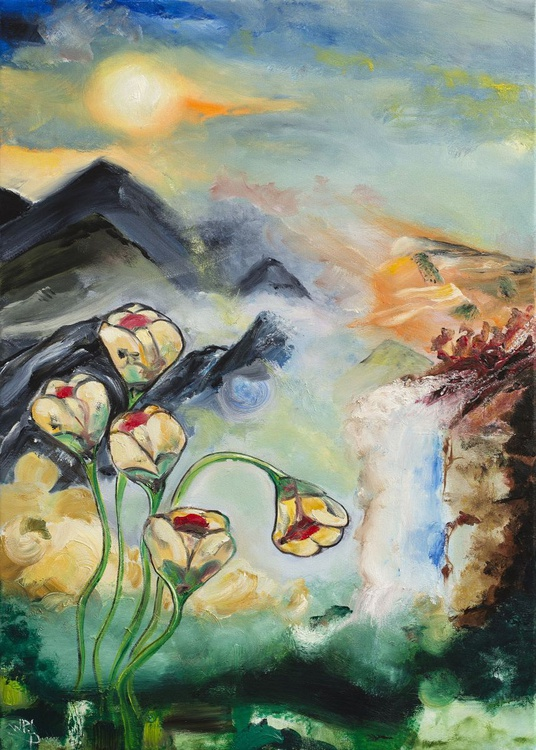 Mountain flowers - Image 0