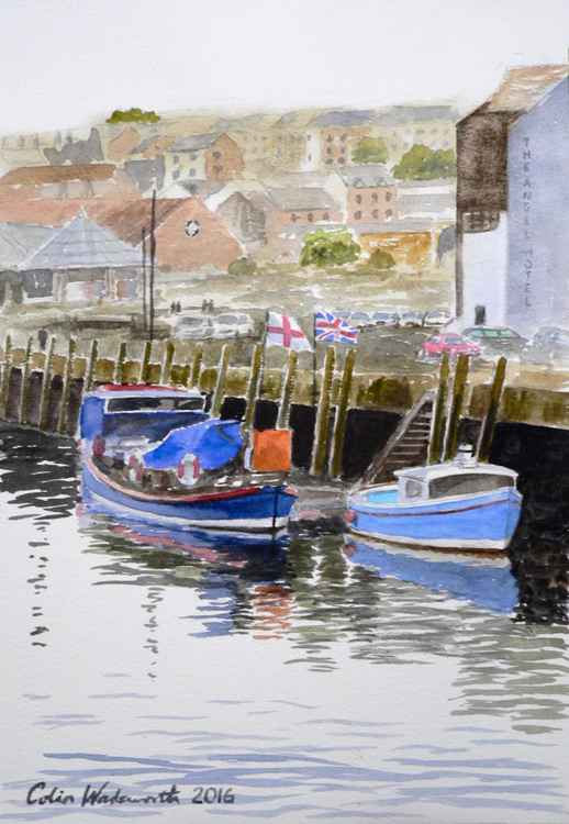 Whitby Harbour (4) -
