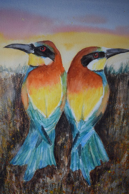 The Bee-eaters - Image 0