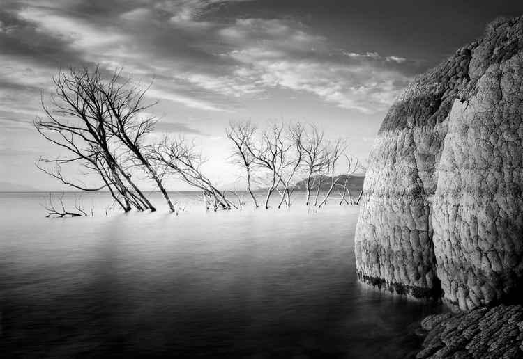 Pyramid Lake -