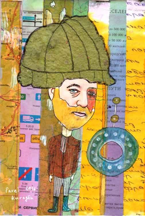 Victorian man -