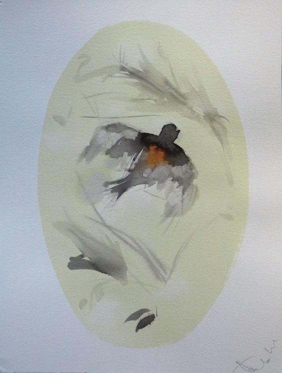 Birds of Carros #27, 31x41 cm - Image 0