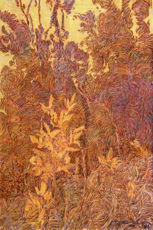 Autumn elegy -