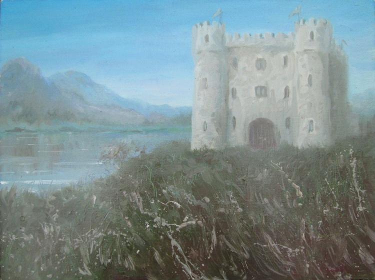 Fantasy Castle - Image 0