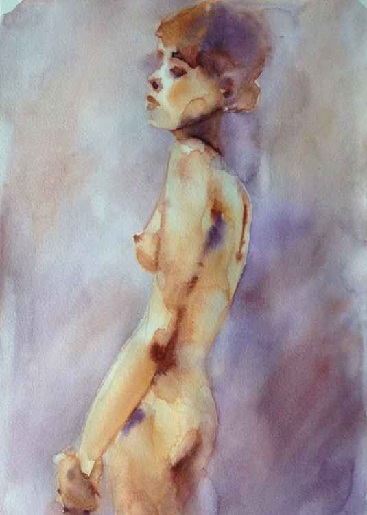 Muted Nude 2 -