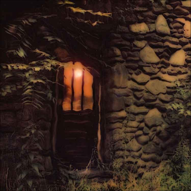 Stone House Door -