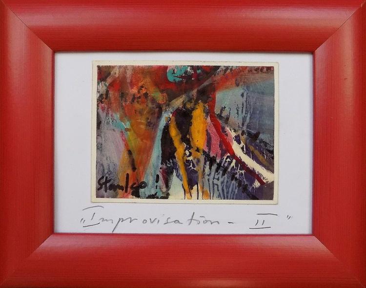 Improvisation-II - Image 0