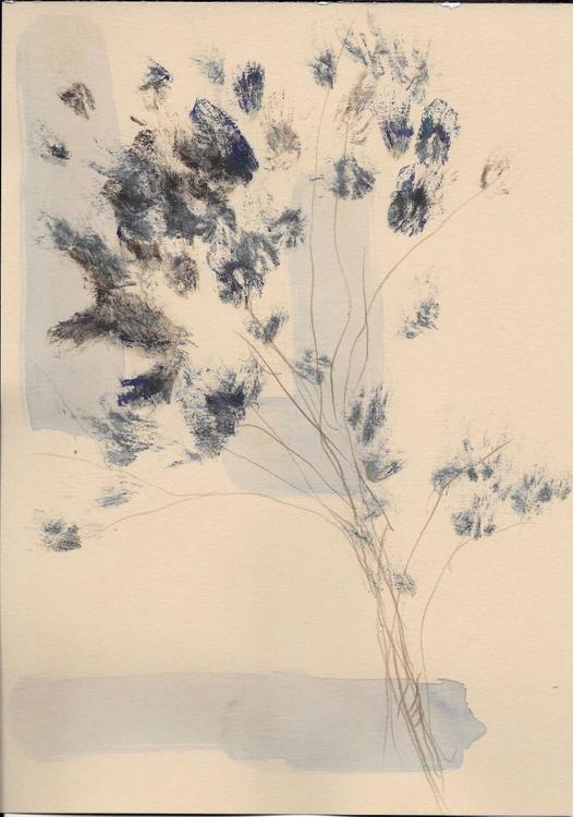 Spring Flowers #2, 21x29 cm - Image 0