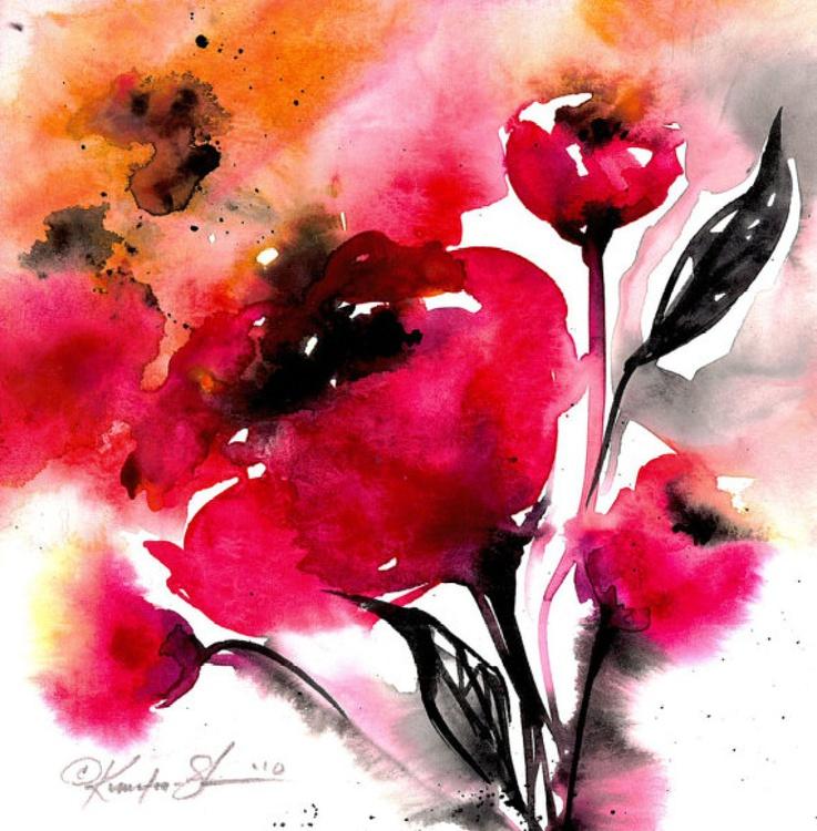 Floral No. 16 - Image 0