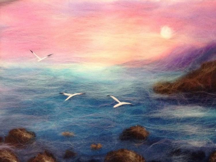 Wool sea - Image 0
