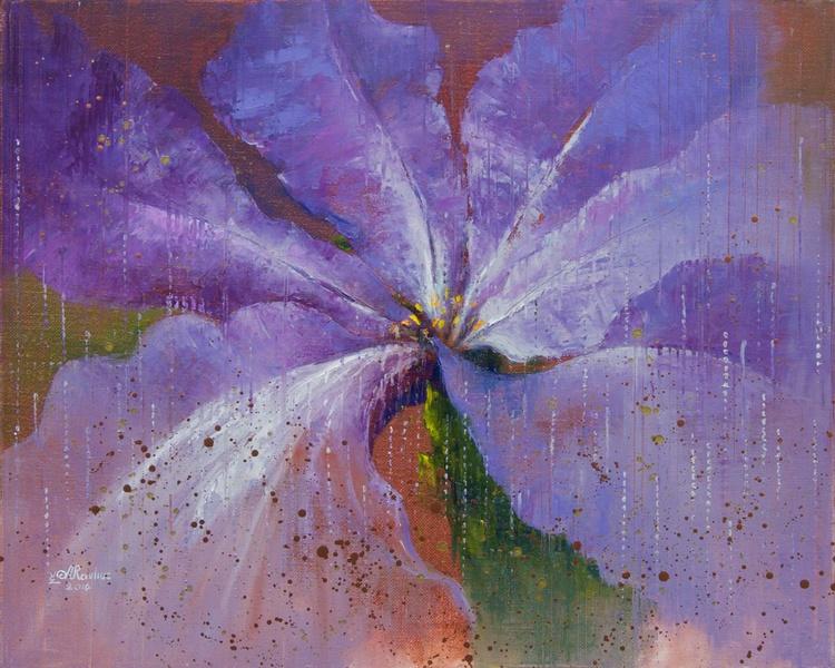 Purple Ripples - Image 0