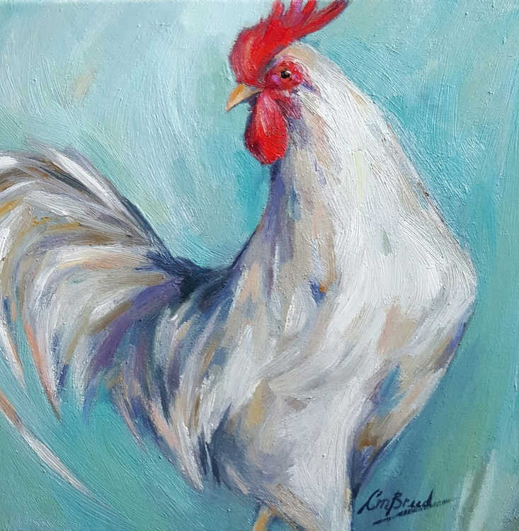 Rooster with Attitude - Image 0