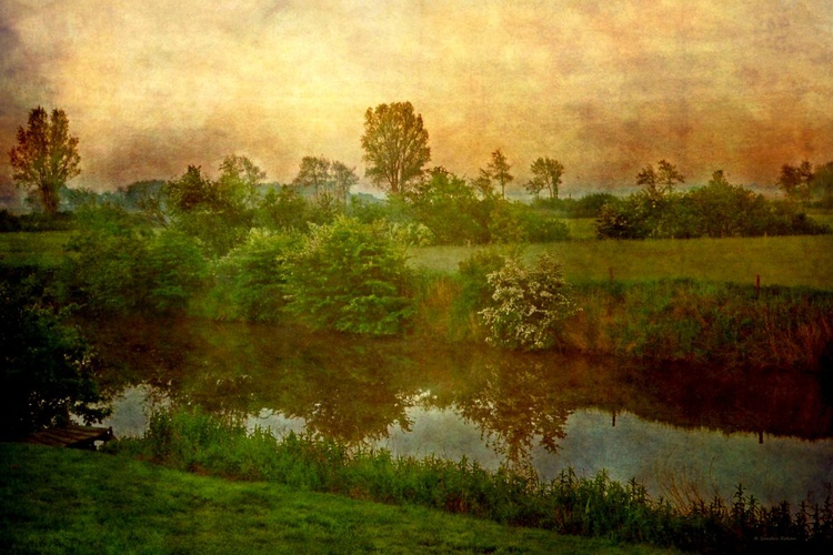 Early Morning at Springtime - Image 0