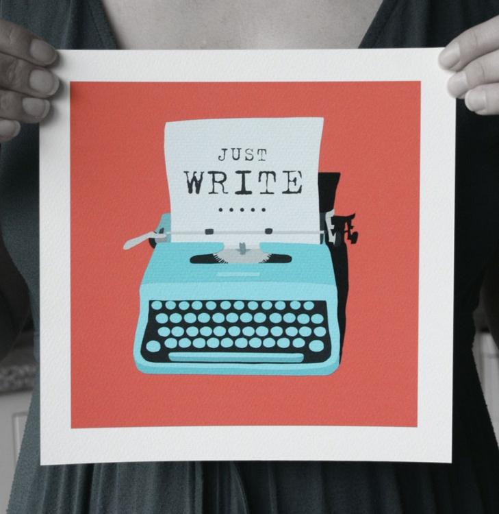 Just Write - Image 0